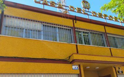 Inscripciones en Casa del Deporte (Ciudad Deportiva El Val)